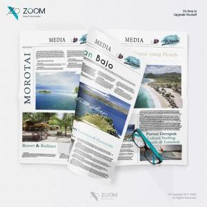 Layout Design Newspaper 03