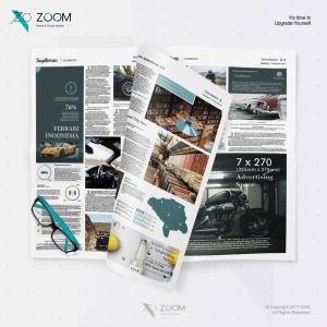 Layout Design Newspaper 04