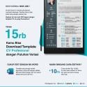 Download Template CV Premium
